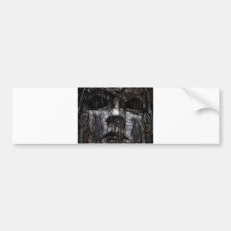 33 - Inky Lightless Bumper Stickers