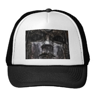 33 - Inky Lightless Trucker Hat