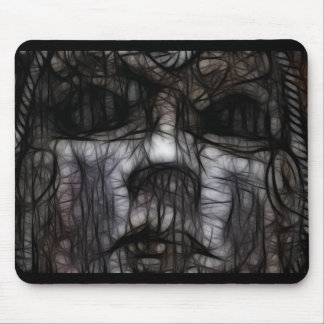 33 - Inky Lightless Mouse Pad