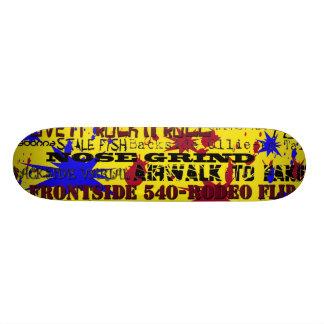 33.Popular Skateboard Trick Names