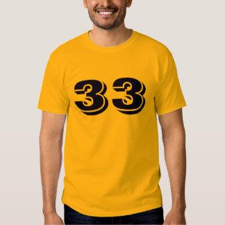 #33 SHIRT