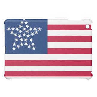 33 Star Great Star Oregon State American Flag iPad Mini Cover
