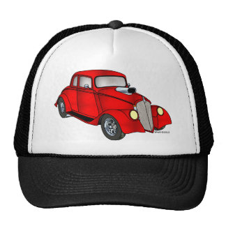 33 Willys Coupe Trucker Hat