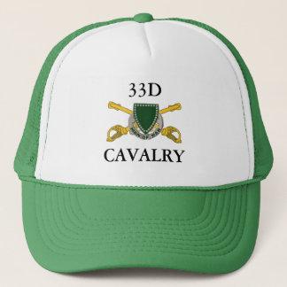 33D CAVALRY HAT