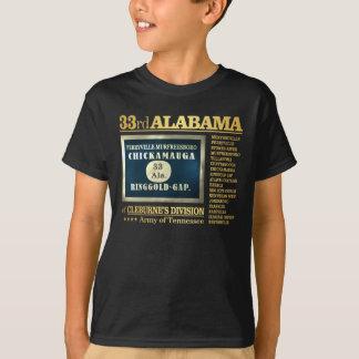 33rd Alabama Infantry (BA2) T-Shirt