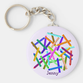 33rd Birthday Gifts Keychain