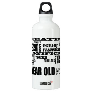 33rd Birthday Party Greatest Thirty Three Year Old SIGG Traveler 0.6L Water Bottle