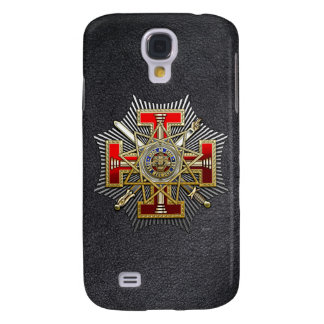 33rd Degree: Sovereign Grand Inspector General Galaxy S4 Cover