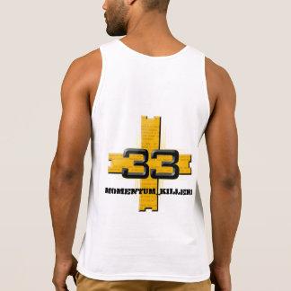 33ro camisetas sin mangas personalizadas de la bri