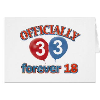 33ro diseños del cumpleaños felicitacion