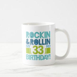 33ro Ideas del regalo de cumpleaños Taza