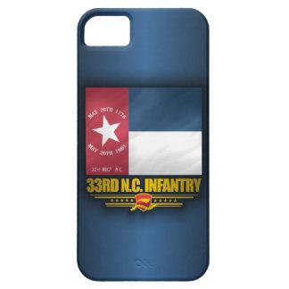 33ro Infantería de Carolina del Norte Funda Para iPhone SE/5/5s