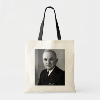 33ro presidente de Harry S Truman Bolsas Lienzo