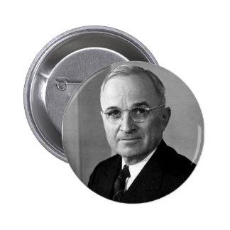 33ro presidente de Harry S. Truman Pins