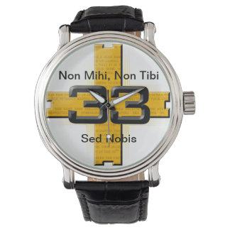 33ro Reloj del clan de la brigada