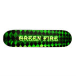33x8greenflames monopatines personalizados