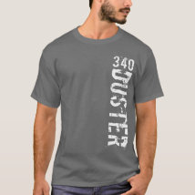 340 Duster Vert Clothing T-Shirt