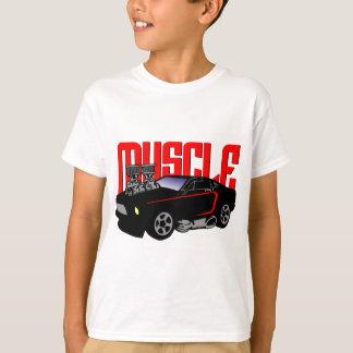 341 Cartoon Muscle Car T-Shirt