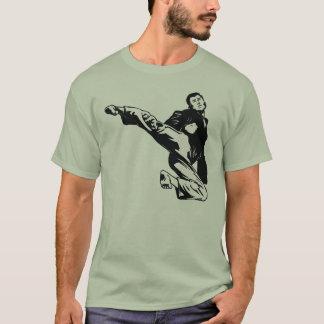 342-1 Jump Side Kick Shirt