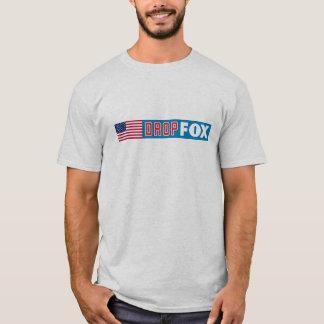 342px-American_flag_vertical_shorter, TURNOFFFO... T-Shirt