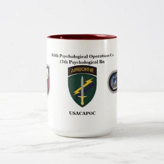344th Psyc Ops Company Mug
