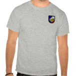 345th Psychological Operations Co DUI 1b Tee Shirt