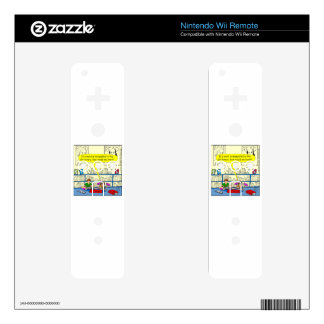 346 Word spelt wrong in dictionary color cartoon Wii Remote Skins