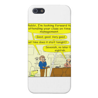 347 Class on time management color cartoon iPhone 5/5S Cases