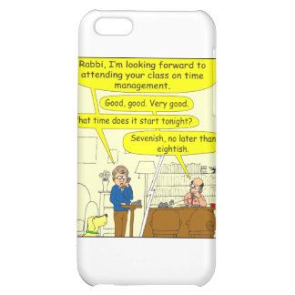 347 Class on time management color cartoon iPhone 5C Cover