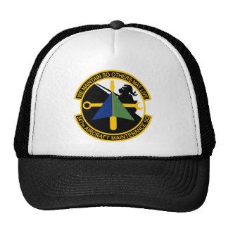 347th Aircraft Maintenance Squadron Trucker Hat