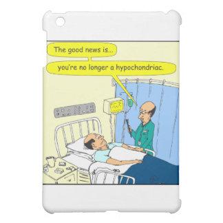 348 No longer a hypochondriac color cartoon iPad Mini Case