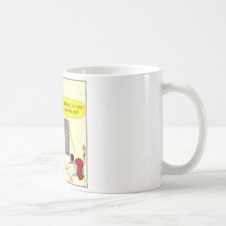 349 Are you talking minutes color cartoon Coffee Mug