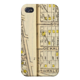 34-35 White Plains Covers For iPhone 4