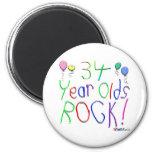 ¡34 años de la roca! iman