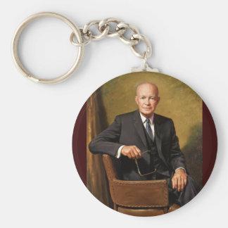 34 Dwight D. Eisenhower Keychains