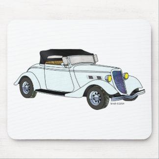 34 Fiberglass Ford Mouse Pad