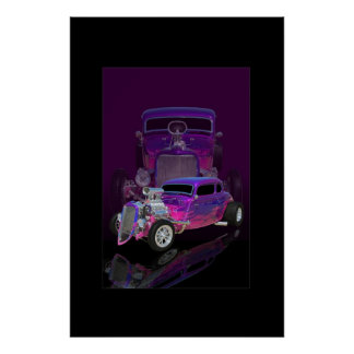 34 five window coupe posters