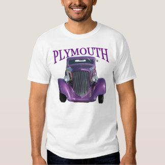 34 Plymouth Remera