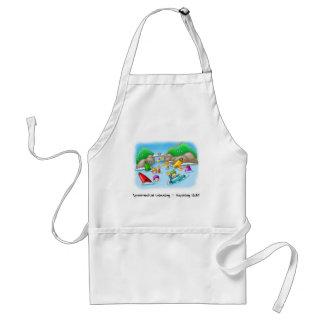 34_rescue adult apron