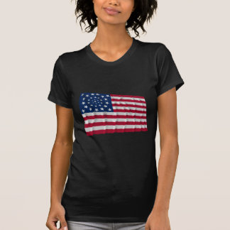 34-star flag, Wreath pattern, outliers T-Shirt