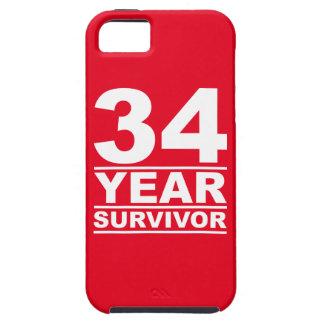 34 year survivor iPhone SE/5/5s case