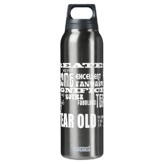 34th Birthday Party Greatest Thirty Four Year Old SIGG Thermo 0.5L Insulated Bottle