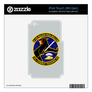 34th Combat Training Squadron Decal For iPod Touch 4G