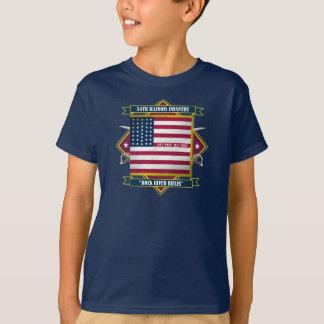 34th Illinois Volunteer Infantry Shirts