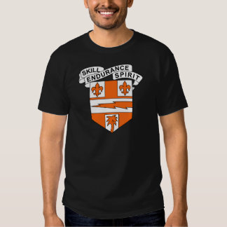 34th Signal Battalion - Skill Endurance Spirit Tee Shirt