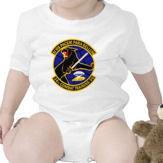 34to Escuadrilla del entrenamiento para el combate Trajes De Bebé