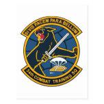 34to Escuadrilla del entrenamiento para el combate Tarjeta Postal