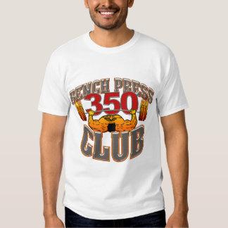 350 Club Bench Press Tank / Muscle Shirt