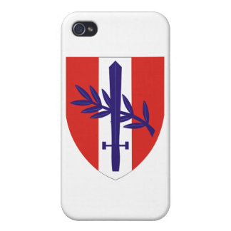 350 INFANTRY REGIMENT CASES FOR iPhone 4