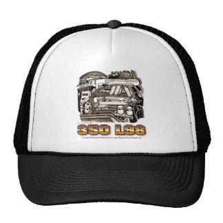 350 L98 Corvette Engine Hat